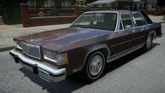 Mercury Grand Marquis LS для GTA 4