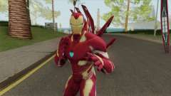 Iron Man Mark B Skin для GTA San Andreas