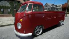 Volkswagen Kombi Pick-Up для GTA 4