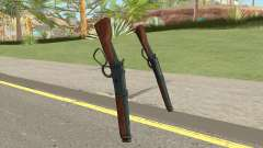 Sawnoff Winchester Model 1892 (Mares Leg)