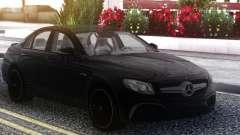 Mercedes-Benz E63 AMG S W213 для GTA San Andreas