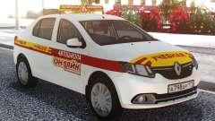 Renault Logan Автошкола Онлайн