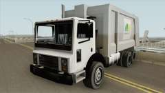 Rearload Trashmaster для GTA San Andreas