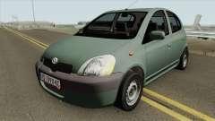 Toyota Yaris 1999 для GTA San Andreas