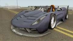 White Phantom для GTA San Andreas