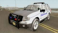 Ford Expedition 2008 (Alaska State Trooper) для GTA San Andreas