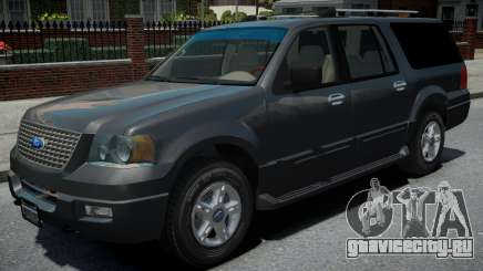 Ford Expedition EL 2006 для GTA 4