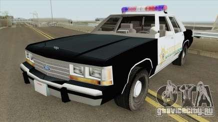 Sheriff Car RE:2 Remake для GTA San Andreas