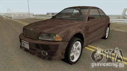 Ubermacht Sentinel GTA IV (SA Style) для GTA San Andreas
