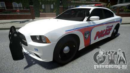 Dodge Charger Woodville Police 2014 для GTA 4