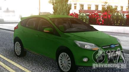 Ford Focus 3 Hatchback для GTA San Andreas