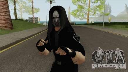 Slipknots Mick Thomson для GTA San Andreas