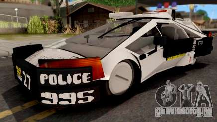 GTA V Zirconium Weaver Cop для GTA San Andreas