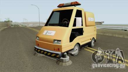 Sweeper Romania Bucuresti для GTA San Andreas