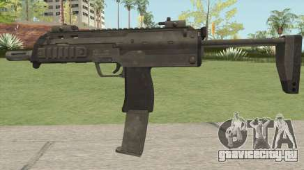 Battle Carnival MP7 для GTA San Andreas