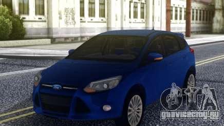 Ford Focus Hatchback Indigo для GTA San Andreas