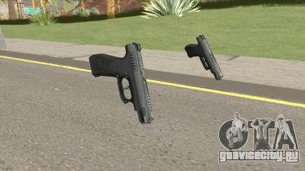 Contract Wars GSh-18 Pistol для GTA San Andreas
