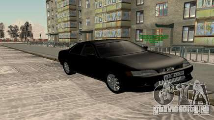 Toyota Mark II X90 Black для GTA San Andreas