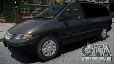 Plymouth Grand Voyager 1996 для GTA 4