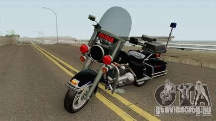 Harley Davidson PE (ExBr) для GTA San Andreas