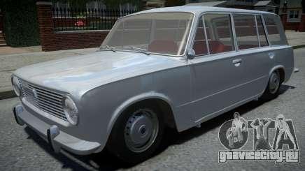 ВАЗ 2102 Автозвук для GTA 4