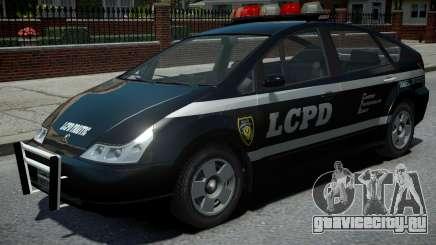 Dilettante LCPD Police для GTA 4