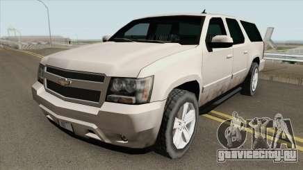 Chevrolet Suburban 2009 (SA Style) для GTA San Andreas