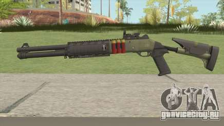 Battle Carnival M1014 для GTA San Andreas