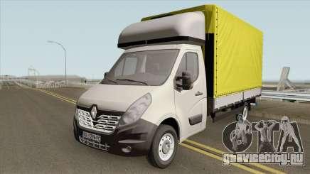 Renault Master T 2019 для GTA San Andreas