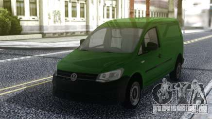 Volkswagen Caddy Maxi 2016 для GTA San Andreas