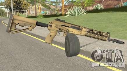 PAYDAY 2 RPK-17 Drum для GTA San Andreas