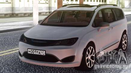 Chrysler Pacifica 2017 для GTA San Andreas