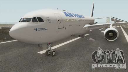 Airbus A330-200 GE CF6-80E1 (Air France) для GTA San Andreas