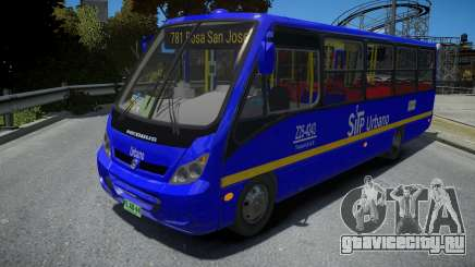 Mercedes-Benz Neobus BUS SITP COLOMBIA для GTA 4