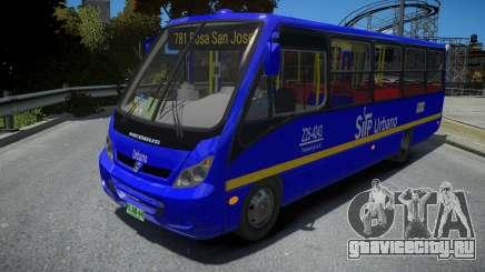 Mercedes-Benz Neobus BUS SITP COLOMBIA для GTA 4