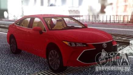 Toyota Avalon 2019 для GTA San Andreas