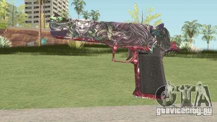 Desert Eagle (Xorxe) для GTA San Andreas
