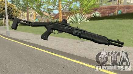Contract Wars SPAS-12 для GTA San Andreas