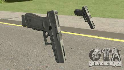 Contract Wars Glock 18 для GTA San Andreas