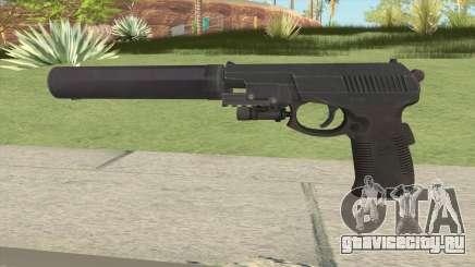 SR1M Pistol Suppressed для GTA San Andreas