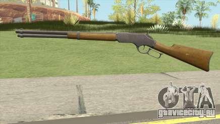Winchester 1873 Rusty для GTA San Andreas