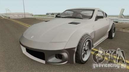 Annis ZR380 Standard GTA V для GTA San Andreas