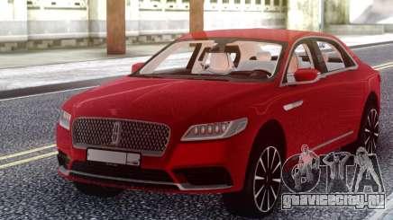 Lincoln Continental FIX для GTA San Andreas