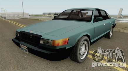 Vapid Stanier GTA IV (SA Style) для GTA San Andreas