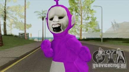 Slendytubbies 3 Tinky Winky Skin для GTA San Andreas
