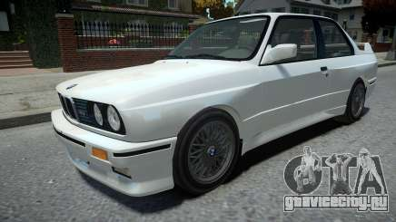 BMW M3 E30 Stock Rims для GTA 4