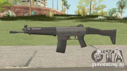 Assault Rifle Uncharted 4 для GTA San Andreas