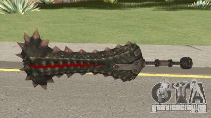 Monster Hunter Weapon V6 для GTA San Andreas