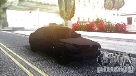 BMW M5 E60 Crashed для GTA San Andreas