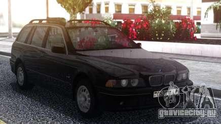 BMW 540i E39 Touring для GTA San Andreas
